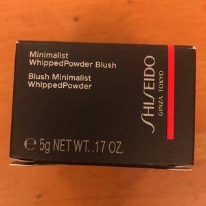 NIB Shiseido whipped powder blush SAYOKO